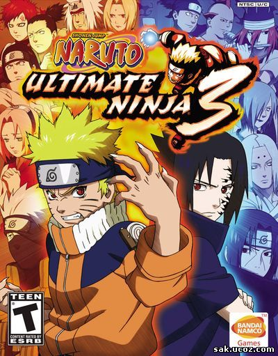 наруто игра на компьютер Naruto Ultimate Ninja 1 скачать торрент - фото 10