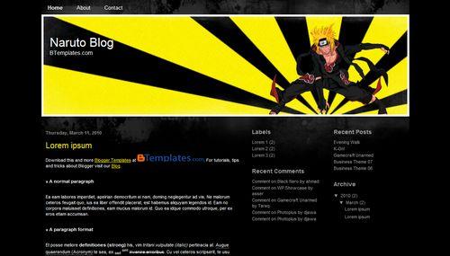 Naruto Blog