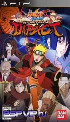 Naruto Shippuuden Ultimate Ninja Impact