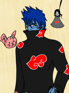 Kisame dress up game