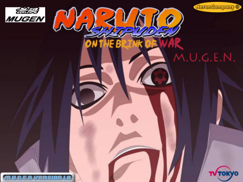 Naruto Shippuuden Mugen: On the Brink of War 2012