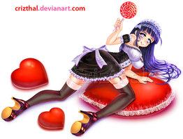 HINATA - Magic dress