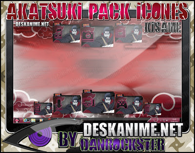 Akatsuki Pack Icons: Kisame